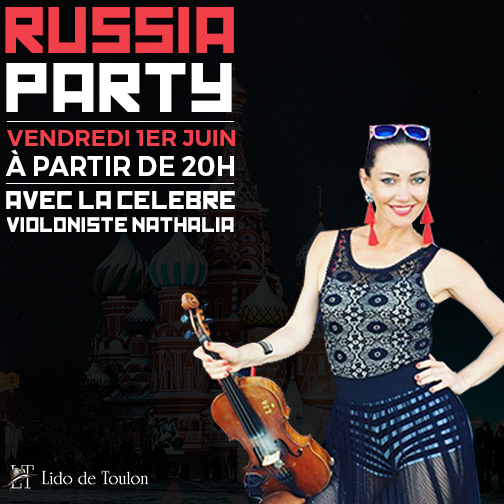 RUSSIA PARTY