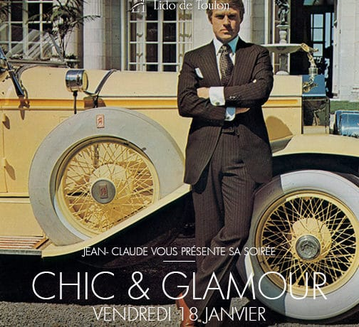 Soirée Chic & Glamour 18 janvier Toulon