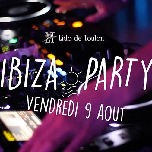 Soirée Ibiza Party